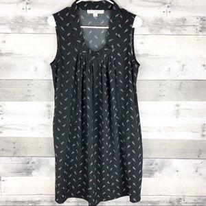 Loyal Hana / black maternity nursing dress / small